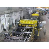 Quality PLC Control Color Steel Silo Roll Forming Machine With 380V 50Hz 3phases wholesale