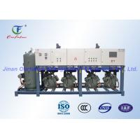 Quality Medium Temperature Cold Room Refrigeration Compressor Unit Carlyle Reciprocating wholesale