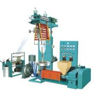 Quality SJ-HL Series High-Low Pressure PE Double-use Film-blowing Paper Bag Making Machine wholesale