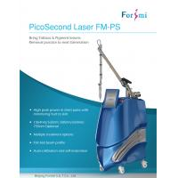 Quality Painless Shorter Session Removal Best Picosecond  585nm/650nm Lambda ink head optional with a good effect wholesale