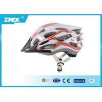 China Cooling Air Vents Men Safety Adult Bicycle Helmet Colorful For Ourdoor Sport on sale
