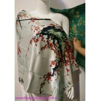 Quality Double sides satin silk shawls & scarf, Top quality Silk fabric scarves by factory wholesale