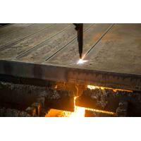 Quality High Precision Laser Cutting Steel Plate For Metal Cutting Machine Parts wholesale