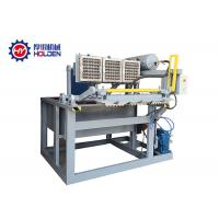 Quality Industrial Egg Tray Machine , Small Paper Pulp Making Machine High Speed wholesale