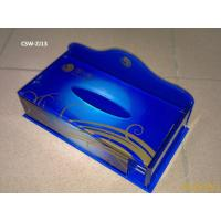 China Acrylic Paper Napkin Holder (CSW-ZJ13) on sale