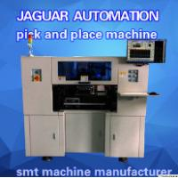 Quality high speed LED mounting machine for smd components pick and place machine line wholesale