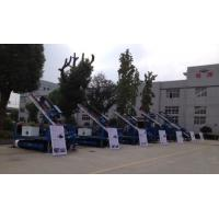 Quality Full Hydraulic Drilling Rigs Impact Power Pipe Shed Engineering Without DTH Hammer wholesale