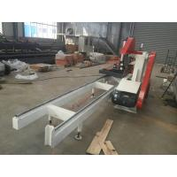 Cheap China supply Heavy Type Model 2500 Automatic Control Wood Planks Cutting Table Saw Machine for sale