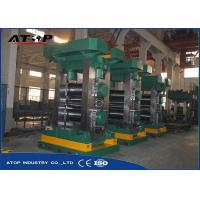 Buy cheap Steel Strip 4 High Rolling Mill , Cold Rolling Plant With PLC Controller from wholesalers