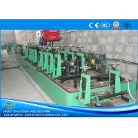 Quality decorative 304 Grade Stainless Steel Tube Mill PLC Control Custom Colors wholesale