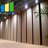 China MDF Mobile Partition Wall Movable Room Dividers Dubai Partition Wood Office Partition Wall on sale
