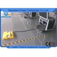Quality Mobile / Portable Type Under Vehicle Inspection System For Dangerous Boom wholesale