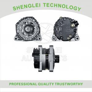 China 12V 150A Peugeot Alternator / Generator OEM Assembly Type with Center Muffler on sale