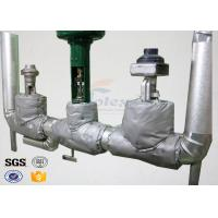Quality 550 Degree 37oz Thermal Insulation Covers , Removable Insulation Blankets For Building wholesale