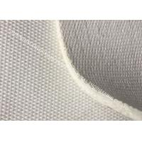 Quality 4-6 mm Thickness Air Slide Fabric Polyester Solid Weave Canvas With Longer Life wholesale