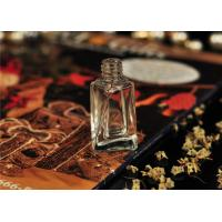 Quality 8ml Twisted Glass Clear Roll On Perfume Bottle Silk Printing Eco Friendly wholesale
