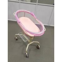 Quality CE ISO Approved Pediatric Hospital Baby Crib With Basket , Mattress & Sleeping Basin wholesale