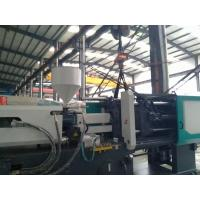 PQ Control PVC Coupler Making Machine , PVC Pipe Injection Molding Machine