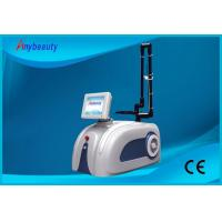 Quality 30W USA RF metal tube Ultrapulse CO2 fractional laser machine for acne scar removal with 7 JOINT ARM wholesale
