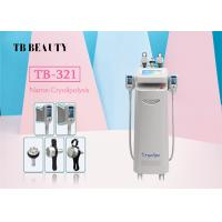 Quality Cavitation Fat Freezing Coolsculpting Cryolipolysis Body Slimming Machine For Weight Loss wholesale