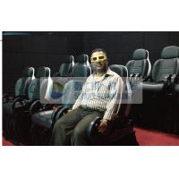Quality Thrilling XD Theatre 9D Motion Simulators Experience With Yellow Glasses wholesale