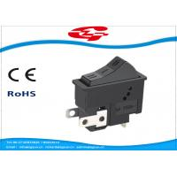 Quality 3 Pin On On Off 3 Position Rocker Switch For Hair Dryer , Long Mechanical Life wholesale