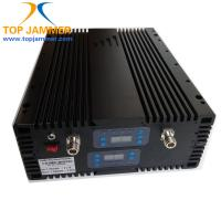 65dB 15dBm Quad Band GSM 900/DCS 1800/3G 2100/4G 2600MHz Mobile Signal Repeater Amplifier