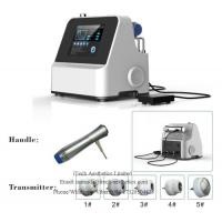 Quality CE Listed Shokwave Therapy Machine For Joint Pain / Jumpers Knee / Painful Shoulder wholesale