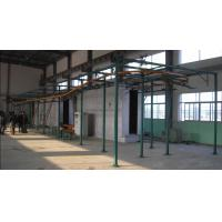 China PVC Powder Spray Coating Production Line For Wire Mesh Panel Treatment on sale