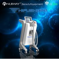 China HIFU high intensity focused ultrasound slimming beauty salon equipment on sale