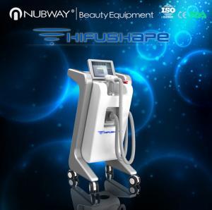 China slimming beauty salon machine / hifushape slimming machine CE approved on sale
