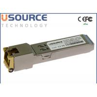 Quality Cisco Compatible SFP+ Optical Transceiver 30m 10G Copper SFP RJ45 10GBASE-T SFP-10G-T wholesale