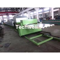 Quality Simple Type PU Sandwich Panel Machine For Insulated Roof / Cold Room CE wholesale