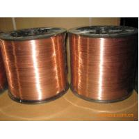 China Copper-coated Welding Wires for Coil Nails 0.7mm on sale