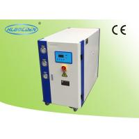 Quality Scroll Compressor Air Cooled Water Chiller CE Certificate Industrial Water Chiller wholesale