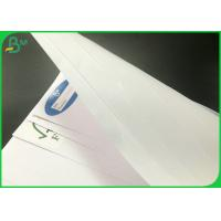 Cheap 60g 70g Uncoated Woodfree Paper / White Exercise Book Paper With FSC Certificate for sale