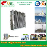 Quality Water Proof Plate Air Preheater / Combustion Air Preheater Hot Water wholesale