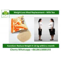 Quality Slimming Milk Tea Natural Meal Replacement Shakes Healthy Protein Shakes For Weight Loss wholesale