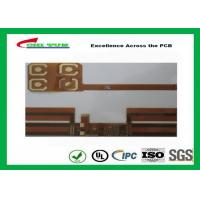 Quality Flexible Circuit Boards Single Sided with Polyimide and Immersion Gold wholesale