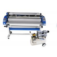 Quality PVC Film Wide Format Cold Lamination Machine With Low Temperatue Working wholesale