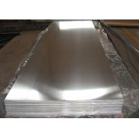 Quality SA-240 316 2B Surface Metal Alloy Plate / Sheet Cold Drawn Plate Thickness 15mm wholesale
