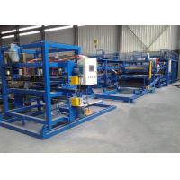 Quality 380V Sandwich Panel Roll Forming Machine , Sheet Metal Roll Forming Machine wholesale