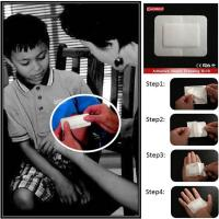 Quality Medical Surgical Adhesive Waterproof Wound Dressing Non Adherent Trauma wholesale