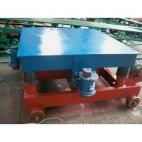 Quality SZP Series Three Phase Concrete Vibrating Table For Paver Material wholesale