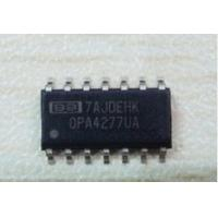 Quality OPA4277UA Integrated Circuits Chips OP Amp Quad GP ± 18V 14Pin SOIC Tube wholesale