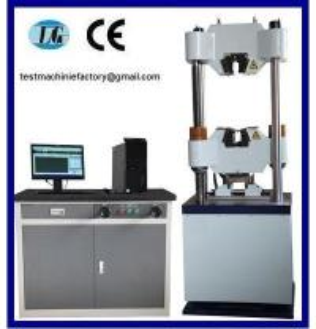 Quality WEW-600B Computer Screen Hydraulic Universal Testing Machine wholesale