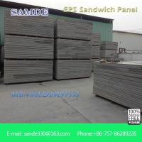 China Expanded polystyrene sheet precast concrete fence wall panels sound insulation on sale