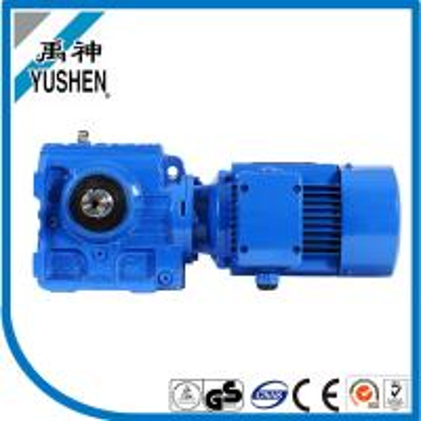 Cheap European Technology S series of Helical Gear-Worm Gear Motor for sale