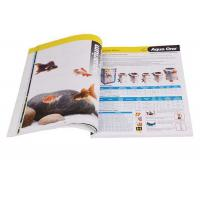 Quality CMYK Catalogs Color Printing Company Short Run Catalogue Printing Services wholesale