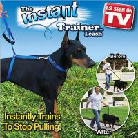 Quality Stop Pulling Dogewalk Leash The Instant Trainer Nylon Leash For the instant trainer leash as seen on TV/dog trainer rope wholesale